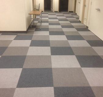 Commercial Flooring by Floors To Go Design Center at Carpets & Us