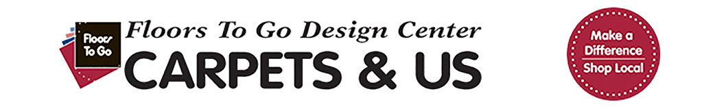 Floors To Go Design Center at Carpets & Us is here to help with all of your commercial flooring needs